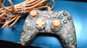 POWER A-Xbox One Controller 1240364-01-Realtree Camo and Orange